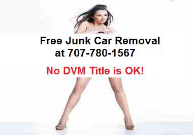 We offer fast junk car removal 7 days a week and can schedule a convenient pickup for your Junk Car in the following areas: Santa Rosa, Sebastopol, Cotati, Rohnert Park, Sonoma, Kenwood, Glen Ellen, Petaluma, Novato, Bodega Bay, Russian River, Forestville, Guerneville, San Rafael, Marin, Corte Madera, Healdsburg, Windsor, Cloverdale, Calistoga, and all Sonoma County, Marin County, and Napa County