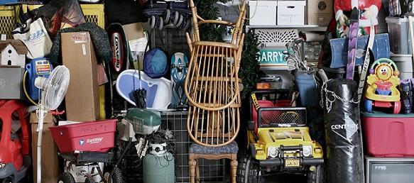 Storage Unit Clean Outs 707 922 5654 Santa Rosa Garage