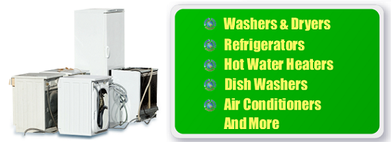 Appliance Removal Santa Rosa 707 922 5654 Old Appliance