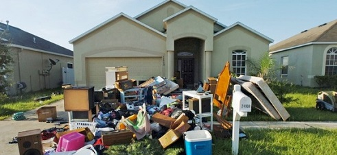 Santa Rosa Residential Junk Hauling And Rubbish Removal Service