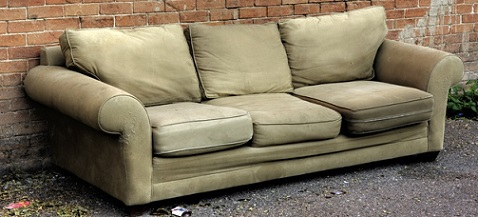 Give Your Old Couch A One Way Ticket To The Dump For As Little As $49.00 In  Santa Rosa, Sebastopol, Rohnert Park, Cotati, And Windsor.