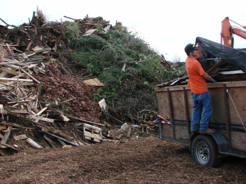 Green yard waste removal company in santa rosa ca at